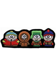 SOUTH PARK EMBROIDERED COMIC PATCH #03