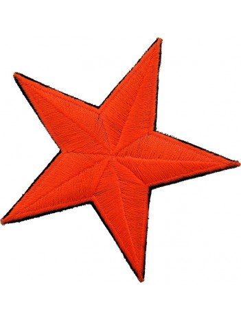 STAR EMBROIDERED PATCH
