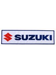 GIANT SUZUKI BIKER EMBROIDERED PATCH (K4)