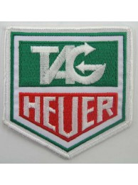 TAG HEUER F1 RACING EMBROIDERED PATCH #03