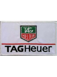 TAG HEUER F1 RACING EMBROIDERED PATCH #05