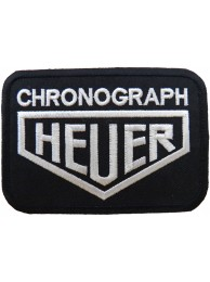 TAG HEUER F1 RACING EMBROIDERED PATCH #07