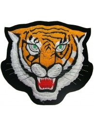 GIANT TIGER EMBROIDERED PATCH (P1)