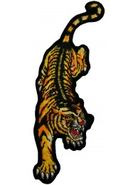 GIANT TIGER EMBROIDERY PATCH (P)