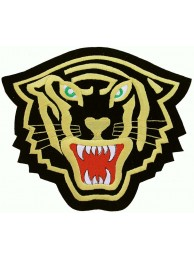 GIANT TIGER EMBROIDERED PATCH (P3)
