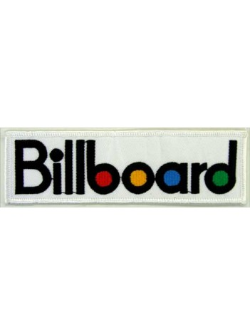 BILLBOARD TIRE EMBROIDERED PATCH