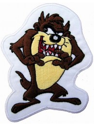 TAZ COMIC CARTOON PATCH