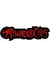 THUNDERCATS COMIC EMBROIDERED PATCH