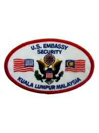 US EMBASSY SECURITY PATCH