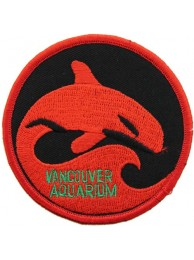 VANCOUVER AQUARIUM FISHING PATCH