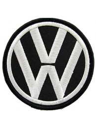 VOLKSWAGEN AUTO IRON ON EMBROIDERED PATCH #04