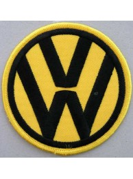 VOLKSWAGEN AUTO IRON ON EMBROIDERED PATCH #06