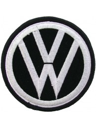 VOLKSWAGEN AUTO IRON ON EMBROIDERED PATCH #09