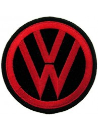 VOLKSWAGEN AUTO IRON ON EMBROIDERED PATCH #10