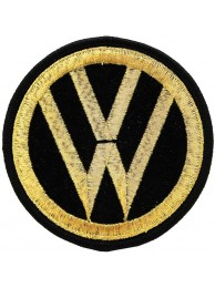 VOLKSWAGEN AUTOMOBILE EMBROIDERED PATCH #13