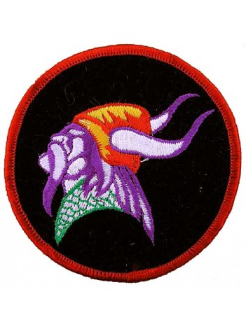 Minnesota Vikings NFL Embroidered Patch #01