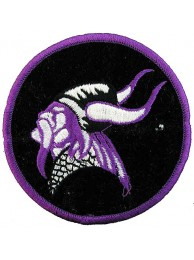 Minnesota Vikings NFL Embroidered Patch #02