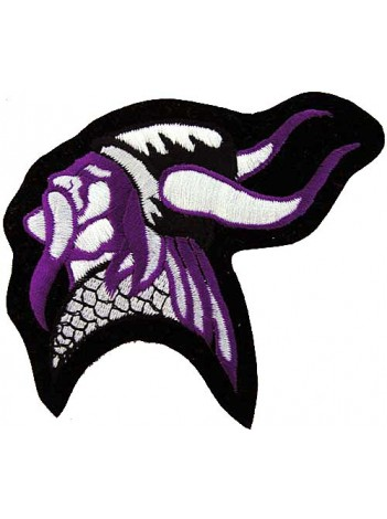 Minnesota Vikings NFL Embroidered Patch #06