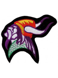 Minnesota Vikings NFL Embroidered Patch #07