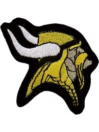 Minnesota Vikings NFL Embroidered Patch #08