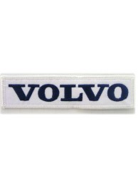 VOLVO AUTO IRON ON EMBROIDERED PATCH #03