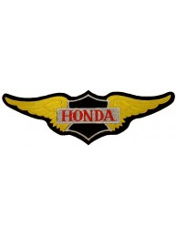GIANT HONDA BIKER WINGS PATCH (K4)