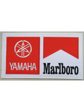 GIANT YAMAH MARLBORO BIKER RACING PATCH P01