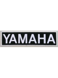 Ginat - Yamaha Biker Embroidered Patch (K) #05