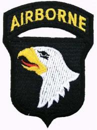 101ST AIRBORNE DIV PATCH