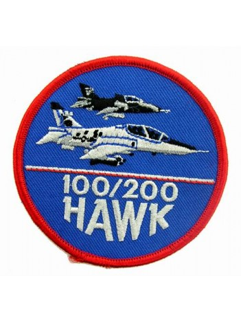 100/200 HAWK AIR FROCE PATCH