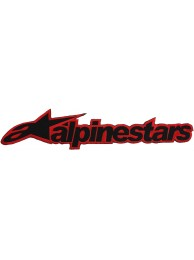 GIANT ALPINESTARS RACING EMBROIDERED PATCH (P1)