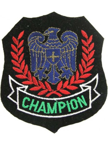 CHAMPION EAGLE EMBLEM PUNK / ROCK PATCH