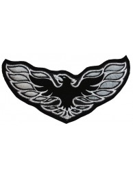 FIREBIRD MOTO RACING EMBROIDERED PATCH #04