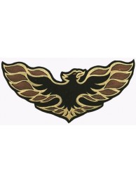 FIREBIRD MOTO RACING EMBROIDERED PATCH #05