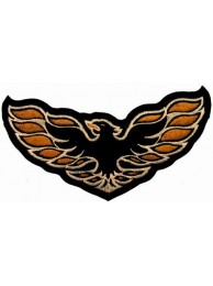 FIREBIRD MOTO RACING EMBROIDERED PATCH #06
