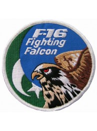 PAKISTAN F16 FIGHTING FULCRUM PATCH