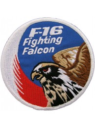 BAHRAIN F16 FIGHTING FULCRUM PATCH