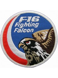 POLAND F16 FIGHTING FULCRUM PATCH