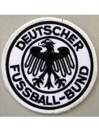 GERMANY FOOTBALL ASSOCIATION SOCCER EMBROIDERED PATCH #01
