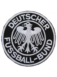 GERMANY FOOTBALL ASSOCIATION SOCCER EMBROIDERED PATCH #02
