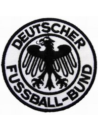 GERMANY FOOTBALL ASSOCIATION SOCCER EMBROIDERED PATCH #03