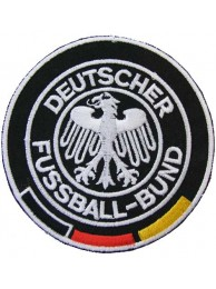 GERMANY FOOTBALL ASSOCIATION SOCCER EMBROIDERED PATCH #04