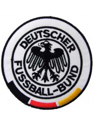 GERMANY FOOTBALL ASSOCIATION SOCCER EMBROIDERED PATCH #05