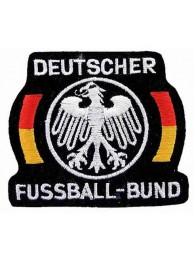 GERMANY FOOTBALL ASSOCIATION SOCCER EMBROIDERED PATCH #06