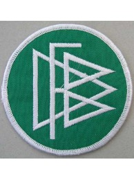 GERMANY FOOTBALL ASSOCIATION SOCCER EMBROIDERED PATCH #07