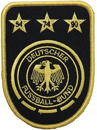 GERMANY DEUTSCHER FOOTBALL 2010 WORLD CUP PATCH #2