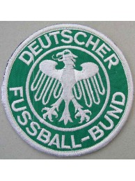 GERMANY FOOTBALL ASSOCIATION EMBROIDERED PATCH #09