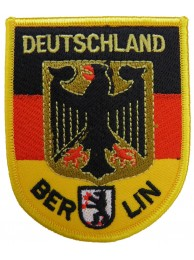 GERMANY FOOTBALL ASSOCIATION SOCCER EMBROIDERED PATCH #10