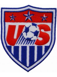 USA UNITED STATE FOOTBALL FEDERATION PATCH