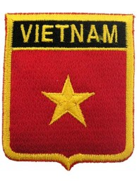 Vietnam Shield Flags